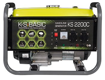 Бензиновый генератор KS 2200C KÖNNER & SÖHNEN (ГЕРМАНИЯ)