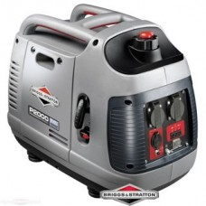Бензиновый генератор 1,6 кВт Briggs&Stratton Inverter P2000 в кожухе