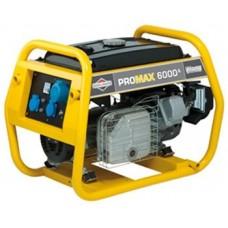 Бензиновый генератор Pro Max 6000A BRIGGS&STRATTON (США)