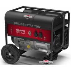 Бензиновый генератор 4,9 кВт Briggs&Stratton Sprint 6200A открытого типа