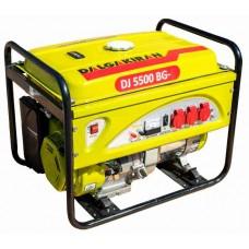 Бензогенератор 5 кВт DALGAKIRAN DJ5500BG открытого типа