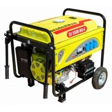 Генератор бензиновый 5 кВт DALGAKIRAN DJ5500BG-E открытого типа