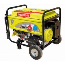 Бензогенератор 8 кВт DALGAKIRAN DJ8000BG-E открытого типа