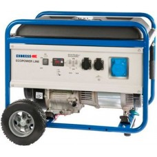 Генератор бензиновый 5 кВт ENDRESS ESE 6000 BS ES открытого типа