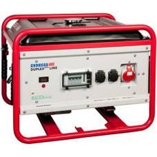 Бензиновый генератор 5 кВт ENDRESS ESE 606 DHG-GT ES Duplex открытого типа