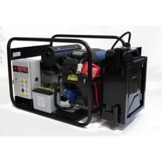 Бензиновый генератор 8 кВт EUROPOWER EP10000E открытого типа