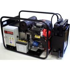 Генератор бензиновый 10 кВт EUROPOWER EP12000E открытого типа