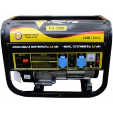 Бензиновая электростанция 3 кВт Forte FG3800 открытая