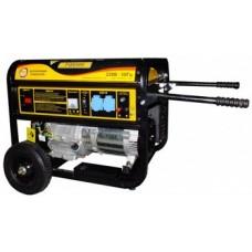 Бензиновая электростанция 5 кВт Forte FG6500 открытая