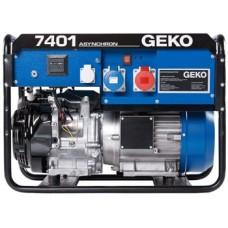 Бензиновая электростанция 6,58 кВт Geko 7401 ED-AA/HEBA BLC открытого типа