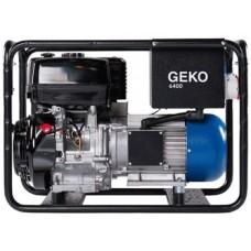 Бензиновая электростанция 5,9 кВт 6400 ED-AA/HHBA открытого типа