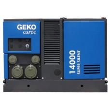 Бензиновый генератор 13,4 кВт 14000 ED-S/SEBA SS в кожухе