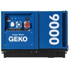 Бензогенератор 9 кВт 9000 ED-AA/SEBA SS в кожухе