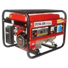 Бензиновая электростанция 2 кВт Glendale GP2500L-GEM открытого типа