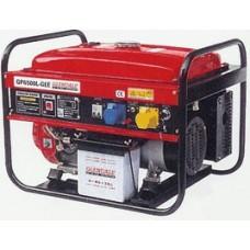 Бензиновый генератор 6 кВт Glendale GP6500L-GEE/3 открытого типа