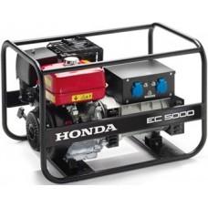 Бензогенератор 5 кВт HONDA EC5000 открытого типа
