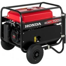 Генератор бензиновый 7 кВт HONDA ECMT7000 открытого типа