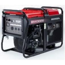 Генератор бензиновый 9 кВт HONDA EM10000 открытого типа
