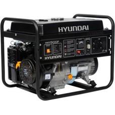 Генератор бензиновый 4 кВт HYUNDAI HHY 5000F открытого типа