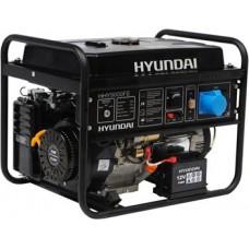Бензиновый генератор 6 кВт HYUNDAI HHY 9000FE ATS открытого типа