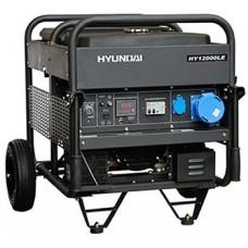 Бензиновая электростанция 10кВт HYUNDAI HY 12000LE открытого типа