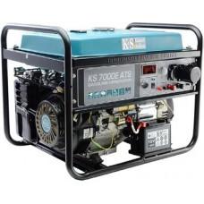 Бензиновый генератор KS 7000E ATS KÖNNER & SÖHNEN (ГЕРМАНИЯ)