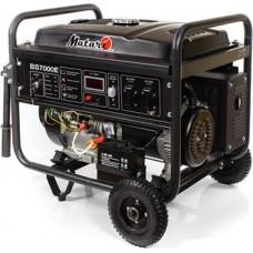 Бензиновый генератор 7 кВт Matari BS10000E открытого типа