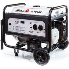 Бензогенератор 5 кВт Matari M7000E открытого типа