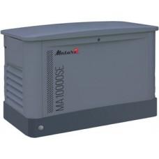 Бензогенератор 12 кВт Matari MA10000SE в кожухе