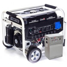 Бензогенератор 7,5 кВт Matari MX10000E-ATS открытого типа