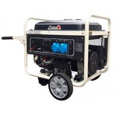 Генератор бензиновый 10 кВт Matari MX13000E открытого типа