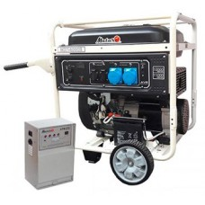 Бензиновая электростанция 11 кВт Matari MX14000EA-ATS открытого типа
