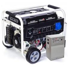 Генератор бензиновый 5,5 кВт Matari MX7000E-ATS открытого типа