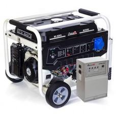 Электростанция бензиновая 6,5 кВт Matari MX9000E-ATS открытого типа