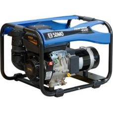 Безниновый генератор SDMO PERFORM 4500
