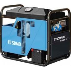Безниновый генератор SDMO TECHNIC 10000 E