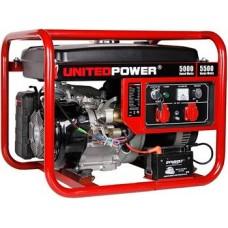 Бензиновый генератор GG4500E UNITED POWER (КИТАЙ)