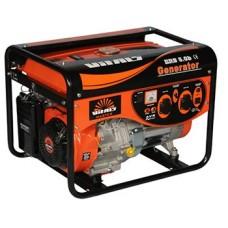 Бензиновый генератор 5,5 кВт Vitals ERS 5.0b открытого типа