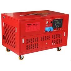 Генератор бензиновый 20 кВт Vitals EST 18.0bt в кожухе