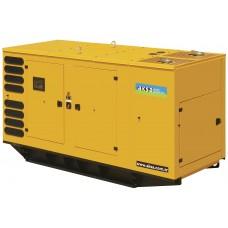 Электрогенератор дизельный AKSA AD825 в кожухе