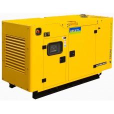 Дизельгенератор 30 кВт AKSA APD40A в кожухе