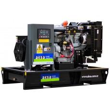 Дизельный генератор 30 кВт AKSA APD40A открытого типа