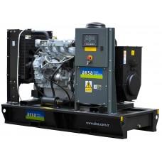 Дизельный генератор 40 кВт AKSA APD50A открытого типа