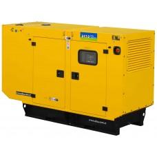 Электрогенератор дизельный AKSA APD70A в кожухе
