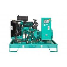 Электрогенератор дизельный CUMMINS C22D5 открытого типа