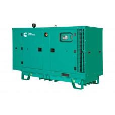 Дизельный генератор 50 кВт CUMMINSC66D5 в кожухе