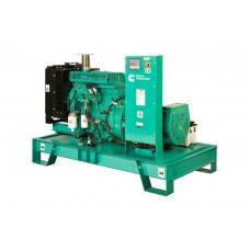 Дизель генератор 50 кВт CUMMINS C66D5 открытого типа