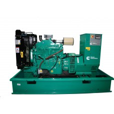 Электрогенератор дизельный CUMMINS C90D5 открытого типа