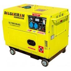 Дизель генератор DJ4000DG-EC DALGAKIRAN (ТУРЦИЯ)