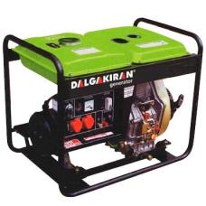 Дизельная электростанция DALGAKIRAN DJ4000DG-E открытого типа